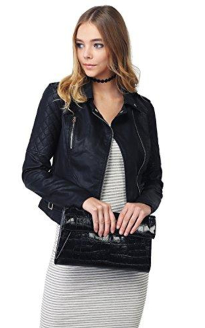 Awesome21 Motorcycle Biker Jacket