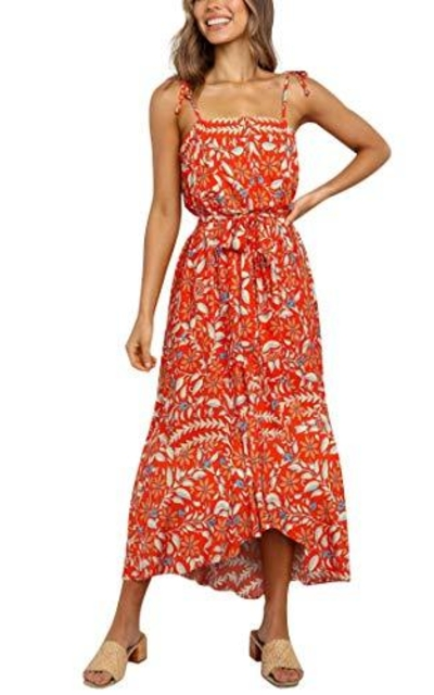 Summer Boho Sundress