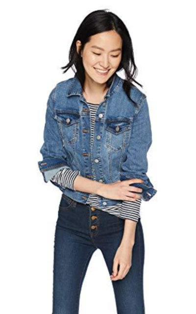 J. Crew Mercantile Denim Jacket