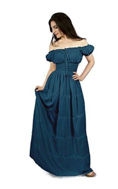 Renaissance Peasant Dress
