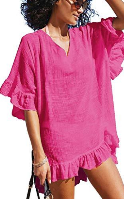 OMSJ Beach Tunic Top