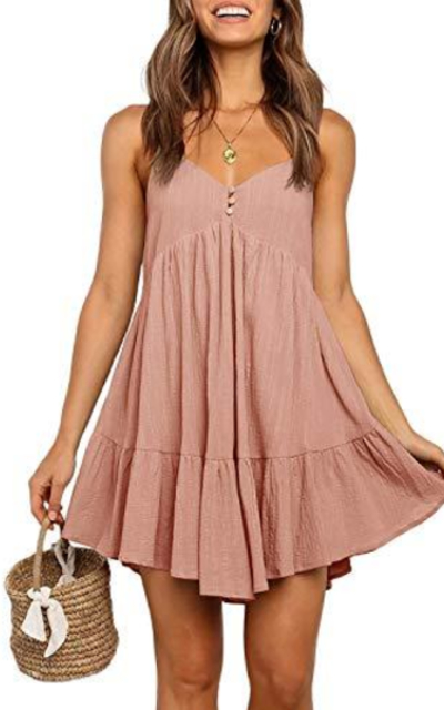 Berryou Swing Dress
