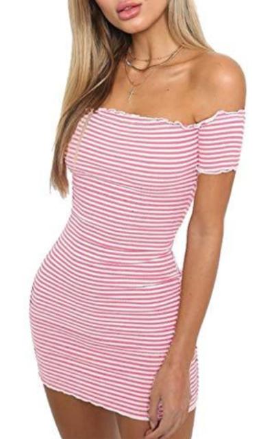 Haola Off Shoulder Dress
