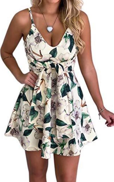 casuress Pleated Swing Dress