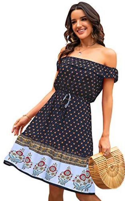 SOLERSUN Mini Summer Dress