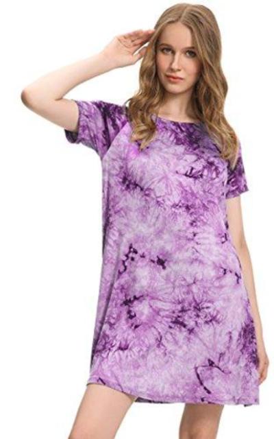 OEUVRE Tie Dye Dress