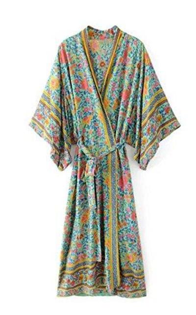 R.Vivimos Cardigan Kimono Cover up