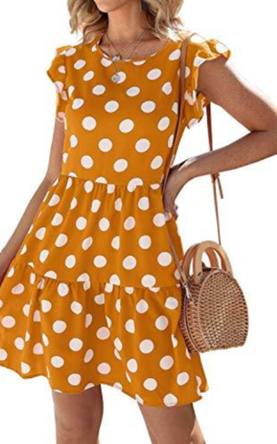 POGTMM Polka Dot Dress