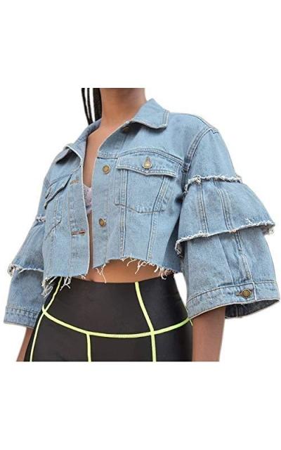 BestGirl Denim Jacket