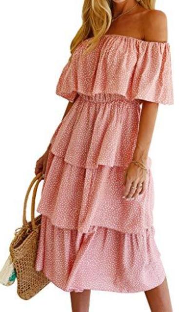 MissyLife Midi Dress