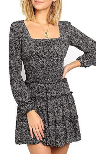 Balimtoy Mini Dress