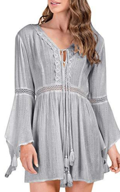 Ashuai Tunic Dress