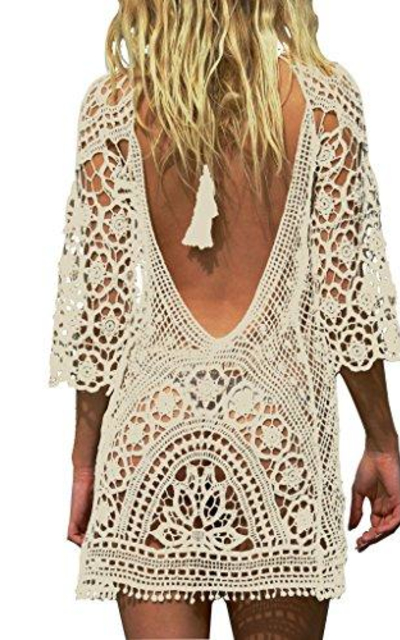 Jeasona Bathing Suit Cover Up