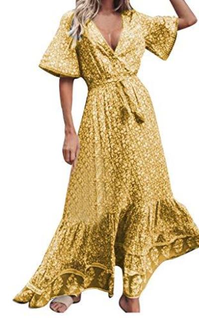 iDWZA Maxi Dress