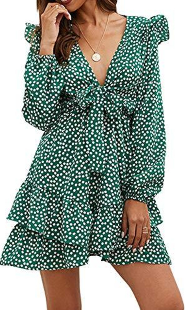 FASHIONMIA Mini Dress