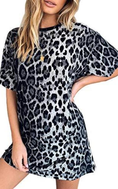 Eliacher Tshirt Dress