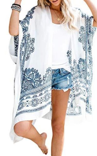 Dokotoo Summer Kimono