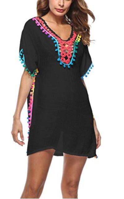 Bsubseach Tunic Beach Dress