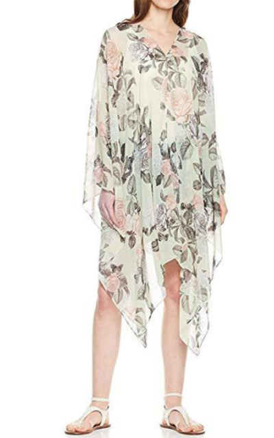 Moss Rose Beach Cover up