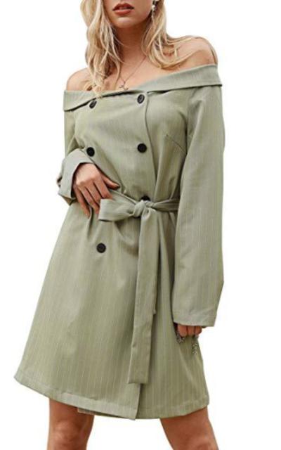 Sollinarry Mini Blazer Dress