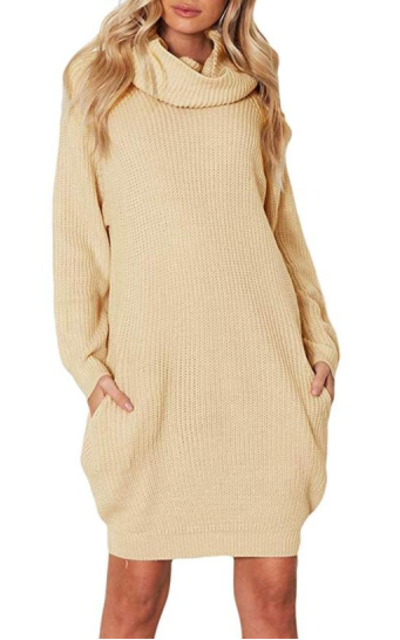 ZKESS Oversized Pullover Sweater