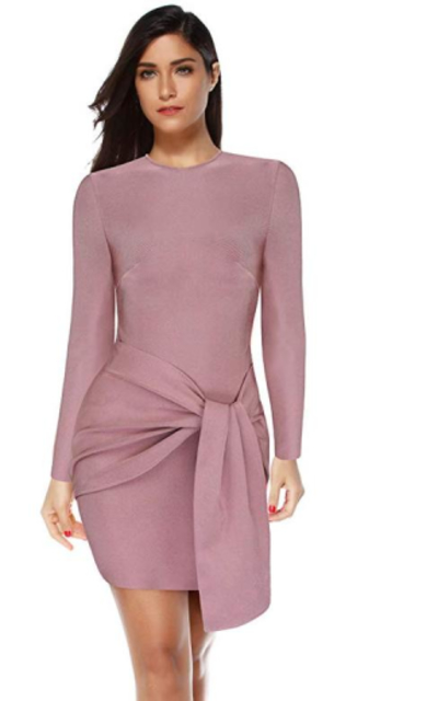 Meilun Ray Bodycon Dress