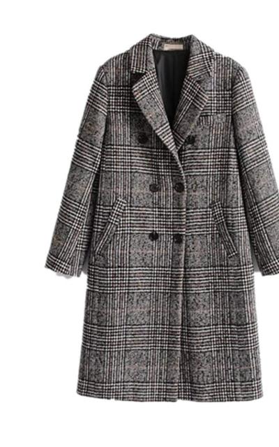 Overcoat Lapel Coat
