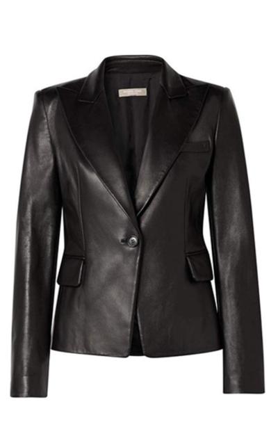 Trailblazerzz Leather Blazer