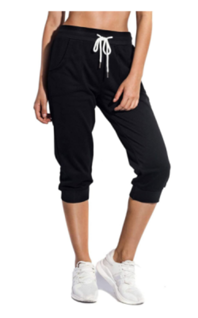 SPECIALMAGIC Cropped Joggers