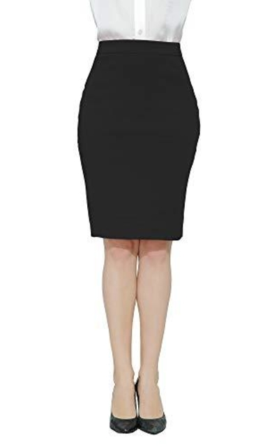 Marycrafts Business Pencil Skirt