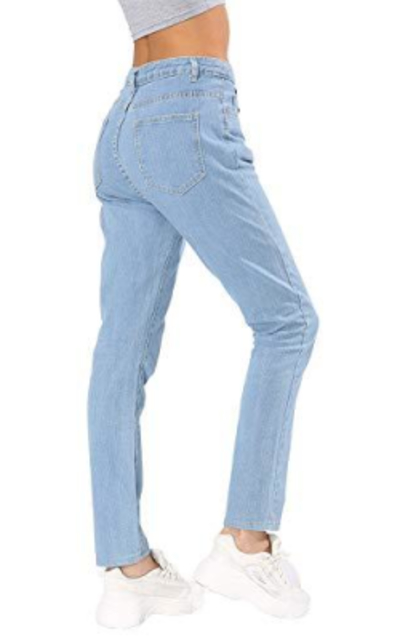 Jmitha Mom Denim Pants