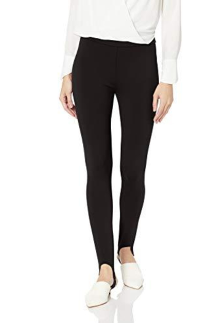 Amazon Brand - Lark & Ro Ponte Stirrup Legging