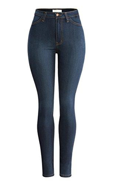 URBAN K High Waist Skinny Jeans