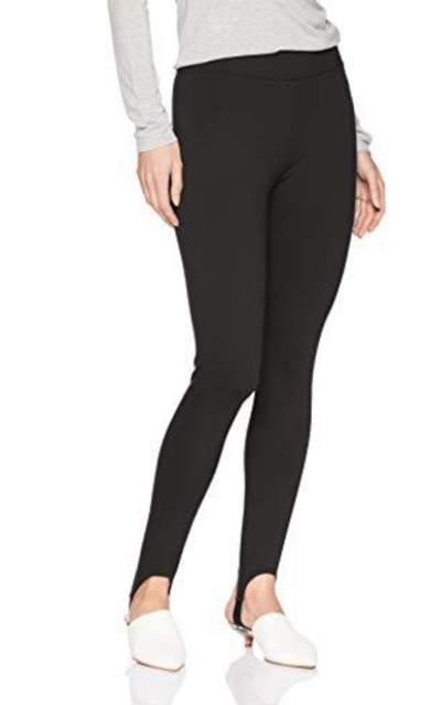 Amazon Brand - Daily Ritual Stirrup Ponte Legging