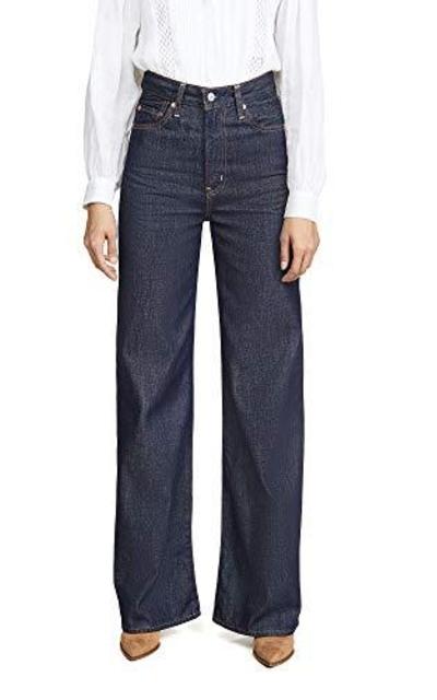 Levi's Ribcage Wide Leg Jeans