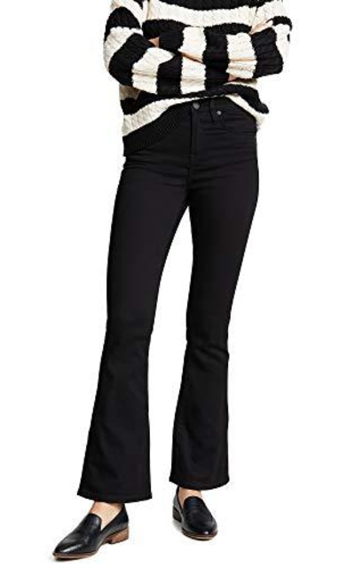 [BLANKNYC] Blank Denim The Waverly High Rise Flare Jeans