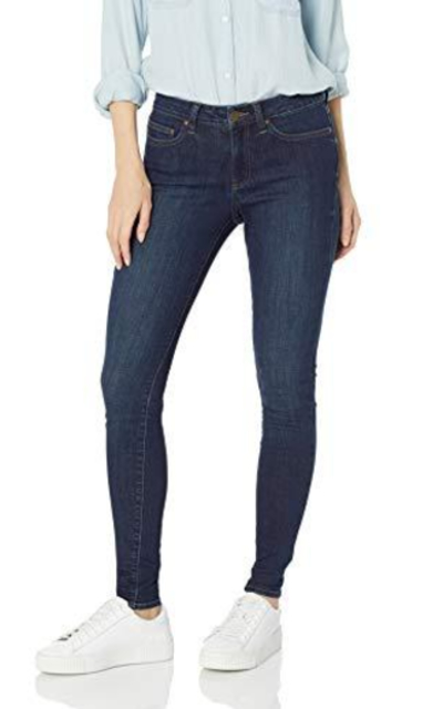 Daily Ritual Mid-Rise Skinny Jean