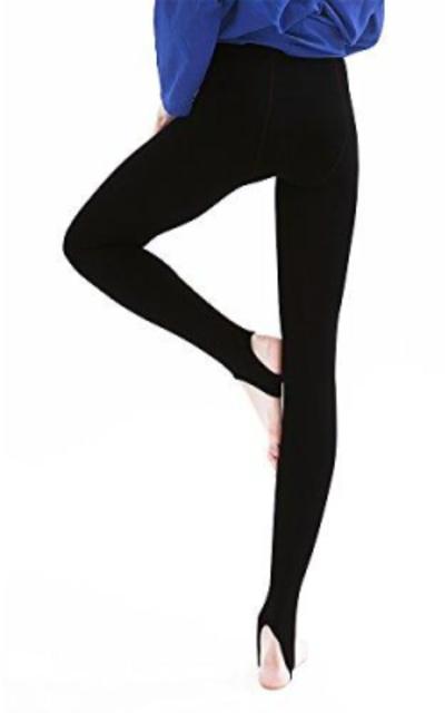 Thick Thermal Leggings - Fleece Lined Leggings