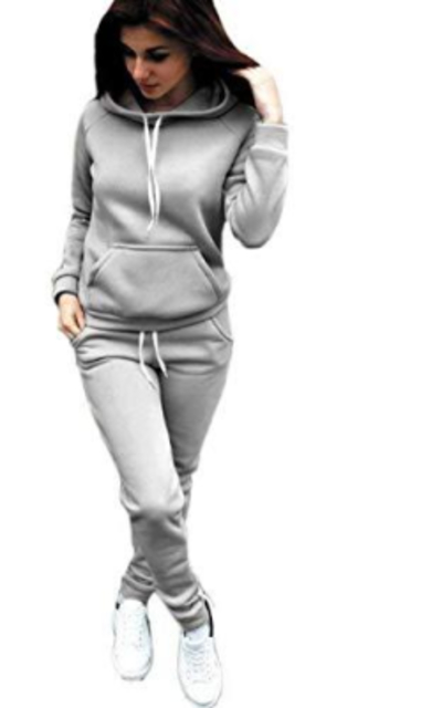 SUKIYAKI Jogger Outfit Matching Sweat Suit Set
