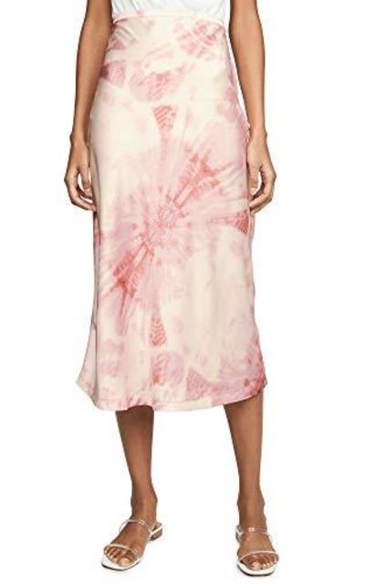 Lioness Tie Dye Skirt