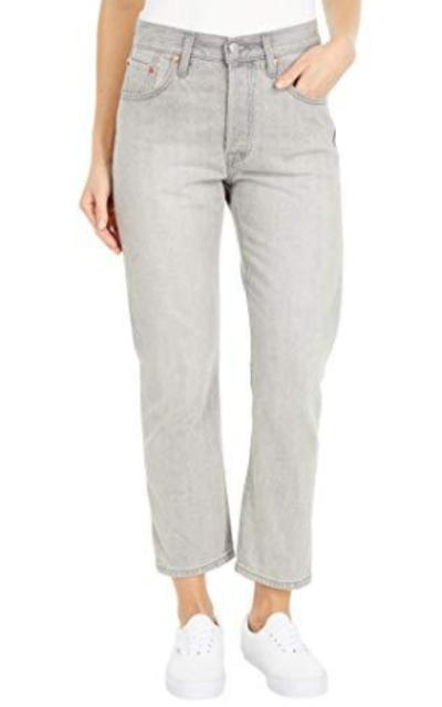 Levi's Premium 501 Crop Jeans