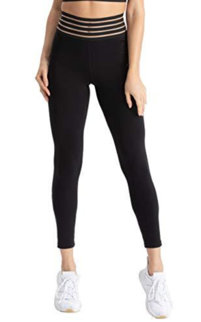 Hopgo High Waisted Sculpt Yoga Pants