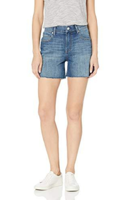 Madison Denim Bowery Relaxed Short