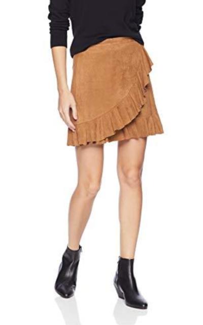 BB Dakota It's a Vide Ruffle Skirt