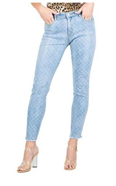 WFFS Stretch Skinny Jeans