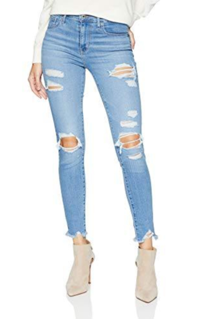 Levi's 721 High Rise Skinny Jean