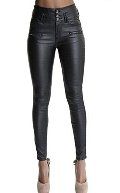 Ecupper Coated Leggings