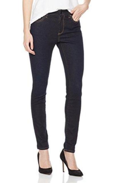 HALE Kenna Stunner Mid Rise Skinny Jean