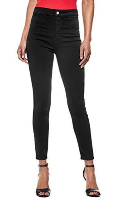 GUESS Factory Nova Ultra High-Rise Curvy Skinny Jeans