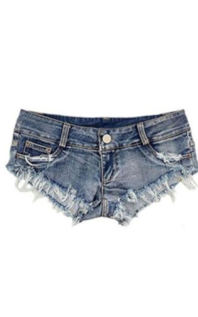 Allonly Extra Sexy Hot Pant Shorts